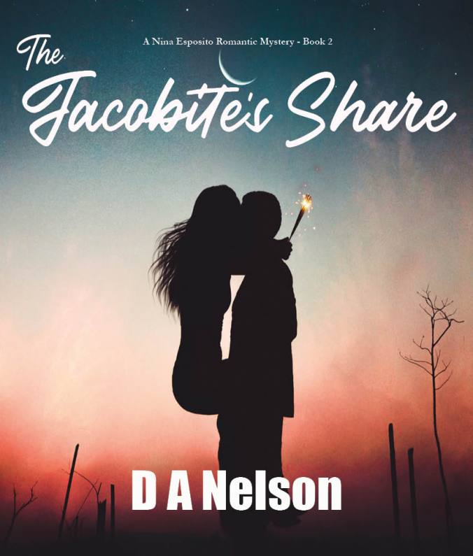 The Jacobite's Share ebook cover