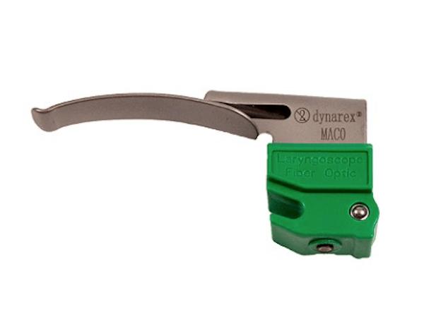 Dynarex Laryngoscope Blades - Disposable Fiber Optic