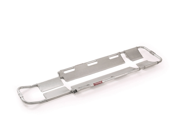 Ferno Medical Model 65 Scoop Stretcher with Nylon Straps & Metal Buckles