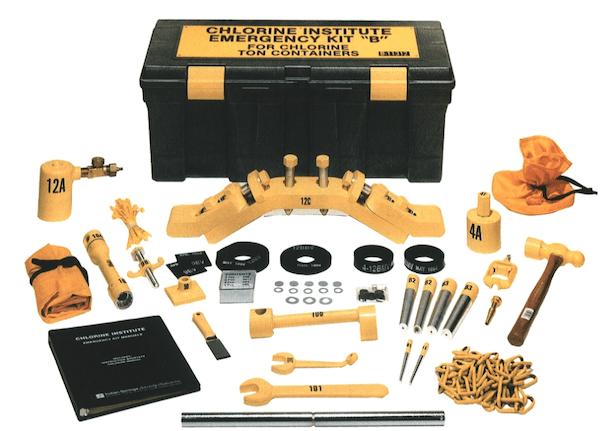 Chlorine Institute Emergency Kit B