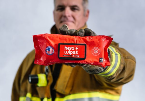 Hero Wipes XL Body Wipes Flow Pack 48 Wipes Pouch