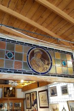 Aesthetic Movement Stained Glass