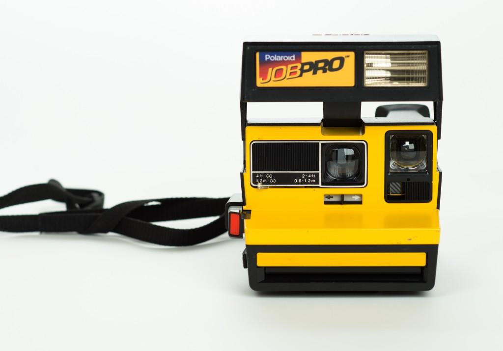 Polaroid Job Pro front