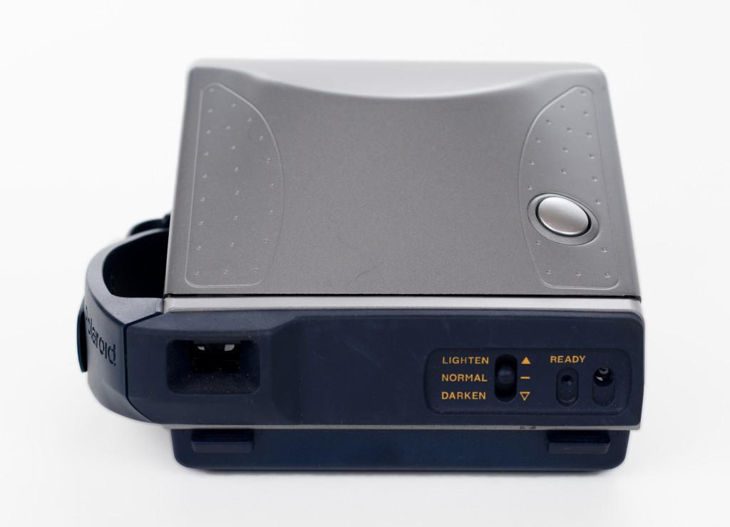 Polaroid 1200i controls