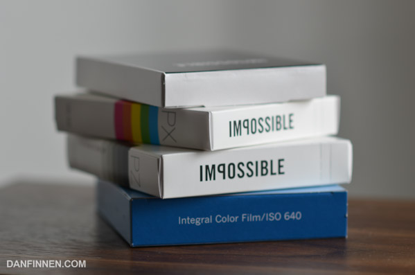 Impossible Project films