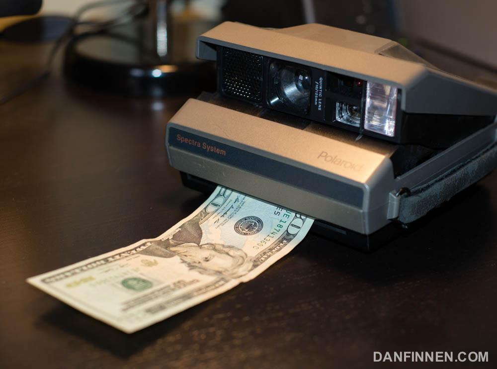 affordable Polaroid film