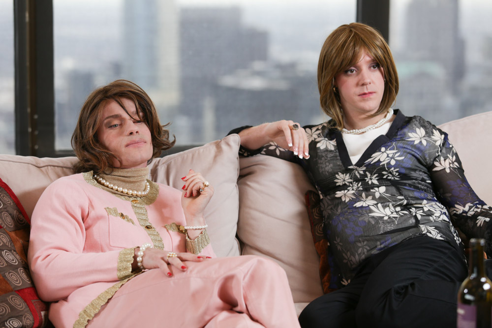 The sassiest ladies this side of the Gold Coast. (Photo by Will Thwaites)