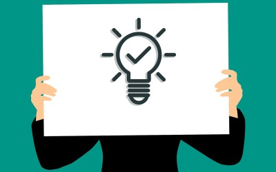 Prata inte om hur bra idéer du har – agera istället