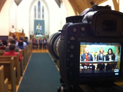 Candidates at Toronto-Danforth debate