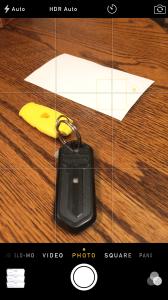 Manual exposure in Camera