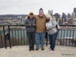 Doug, Carm, and I