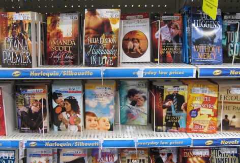 romance novels.JPG