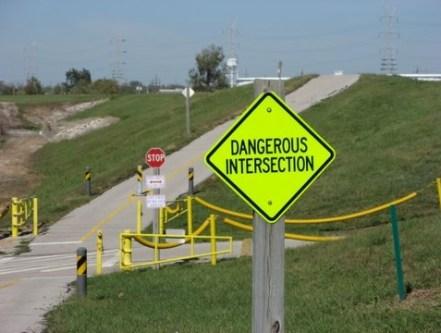 bike route DI sign.JPG