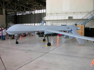 Predator drone: costs the military $4.5 million.  Insurgents can steal the video feed for under $25.