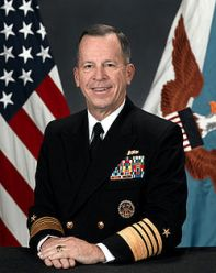 """""""Hello pot?  This is kettle, and I'm just calling to say that you're black."""" -Admiral Mullen (picture via Wikipedia)"""