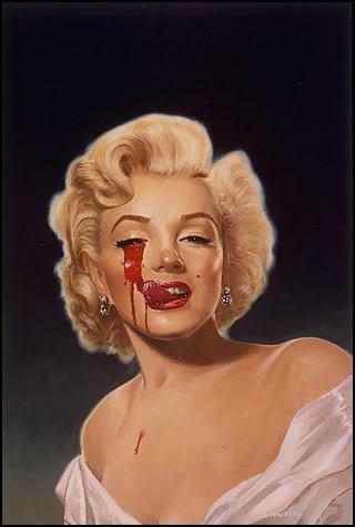 Satan Marilyn Monroe