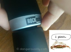 Lovehoney Rockbox Finger - I Pinch