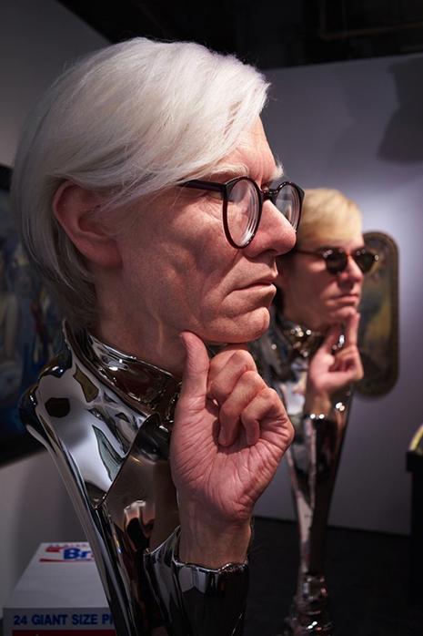 Two Warhols