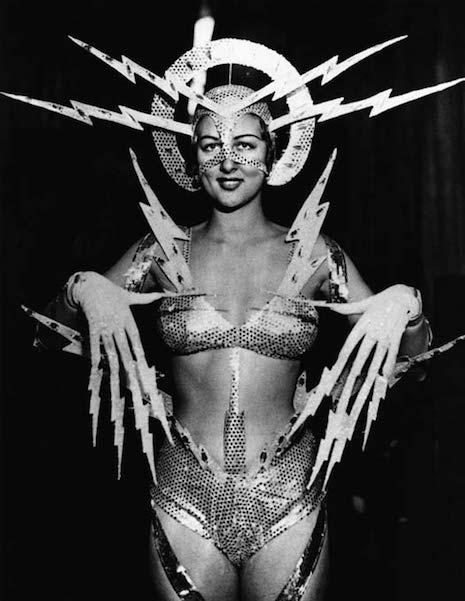 Behold the National Pork Queen! Vintage photos of bizarre beauty