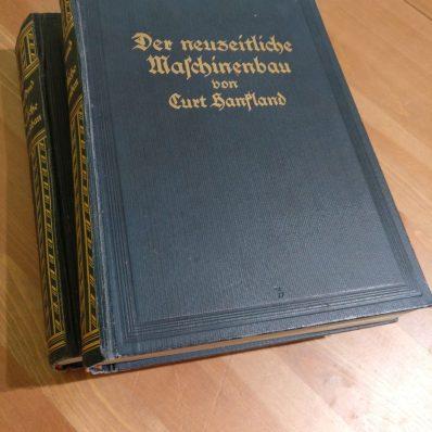 vintage engineering books