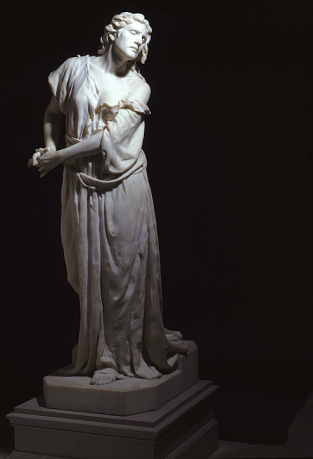Lady Macbeth by Elisabet Ney