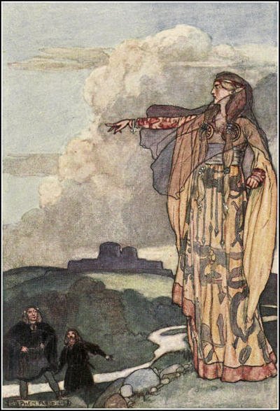 The Dangerous Women of Irish Mythology
