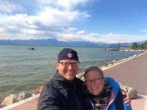 Spaziergang am Gardasee