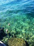 Kaltes, klares Wasser