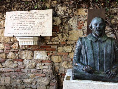 Shakespeare Verona