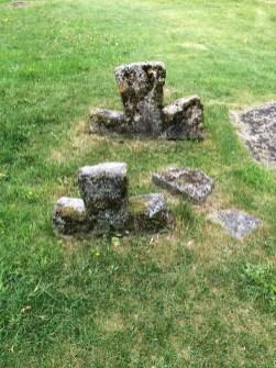 Alter Friedhof auf Muhu
