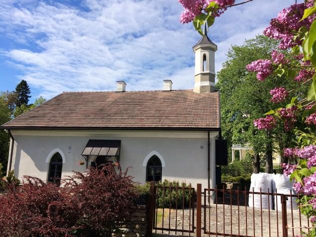 Dorfkirche Keilajoa (Estland)
