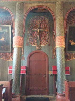 Stabskirche Ringebu (Norwegen)