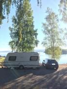 Monster und Freund am Oslofjord