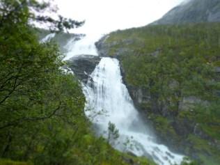 Wasserfall Nummer 2 in Kinsarvik