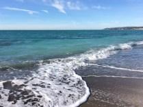 Am Meer bei Vada