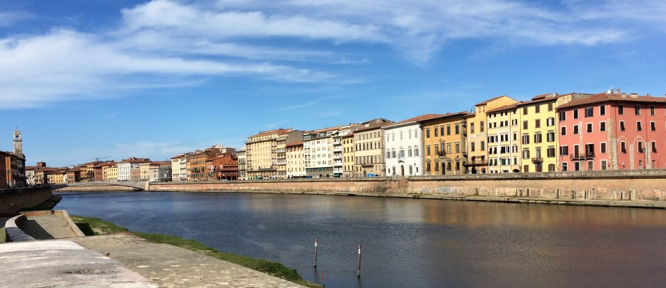Pisa - am Arno