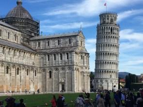 Pisa - Domplatz