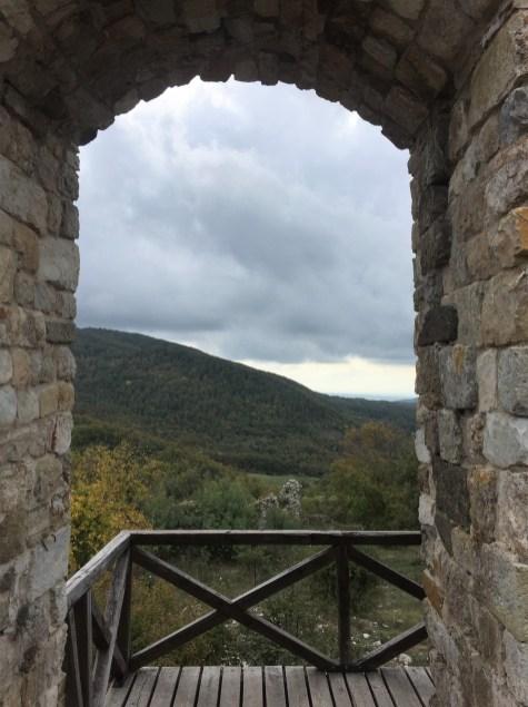 Rocca Di Pietracassia bei Lajatico
