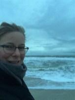 endlich da - am Strand von Sylt