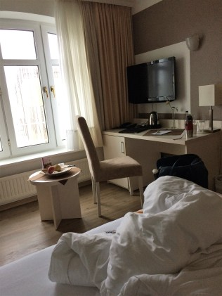 Mein Hotelzimmer - Single Room
