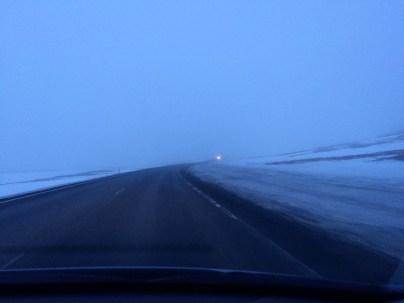 Plötzlich Nebel