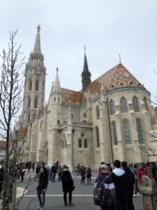 Matthiaskirche - Krönungskirche von Sissi