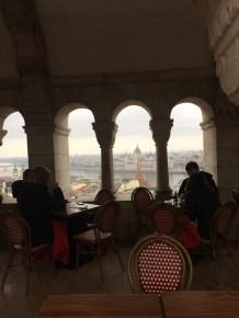 Blick auf's Parlament