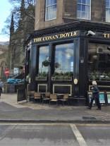 Pub Conan Doyle