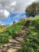Edinburgh - Stadt der Treppen