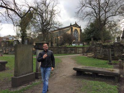 Greyfriars Kirkyard - Friedhof