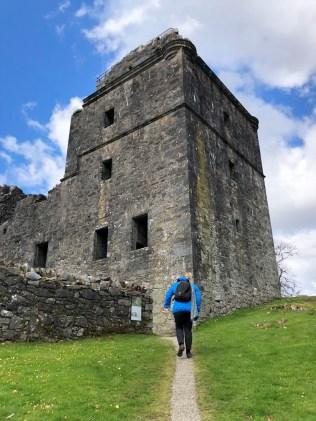 unsere erste Burg - Carnassaire Castle