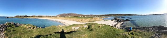 Traumstrand Panorama