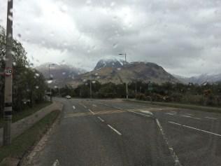 schottisches Wetter