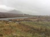 """""""schönes"""" Wetter auf der Isle of Skye"""